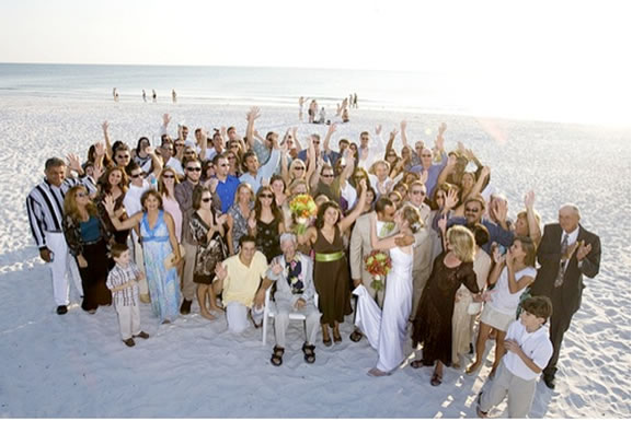 Anna Maria Island Destination Beach Wedding