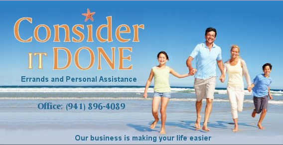 Personal Assistance Anna Maria Island