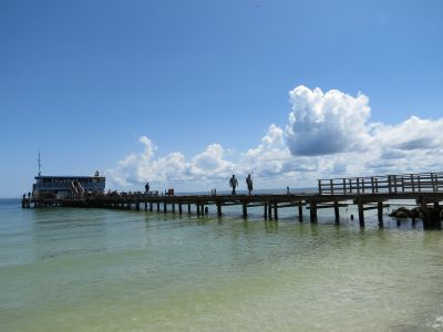 Seasonal Weather Change Anna Maria Island