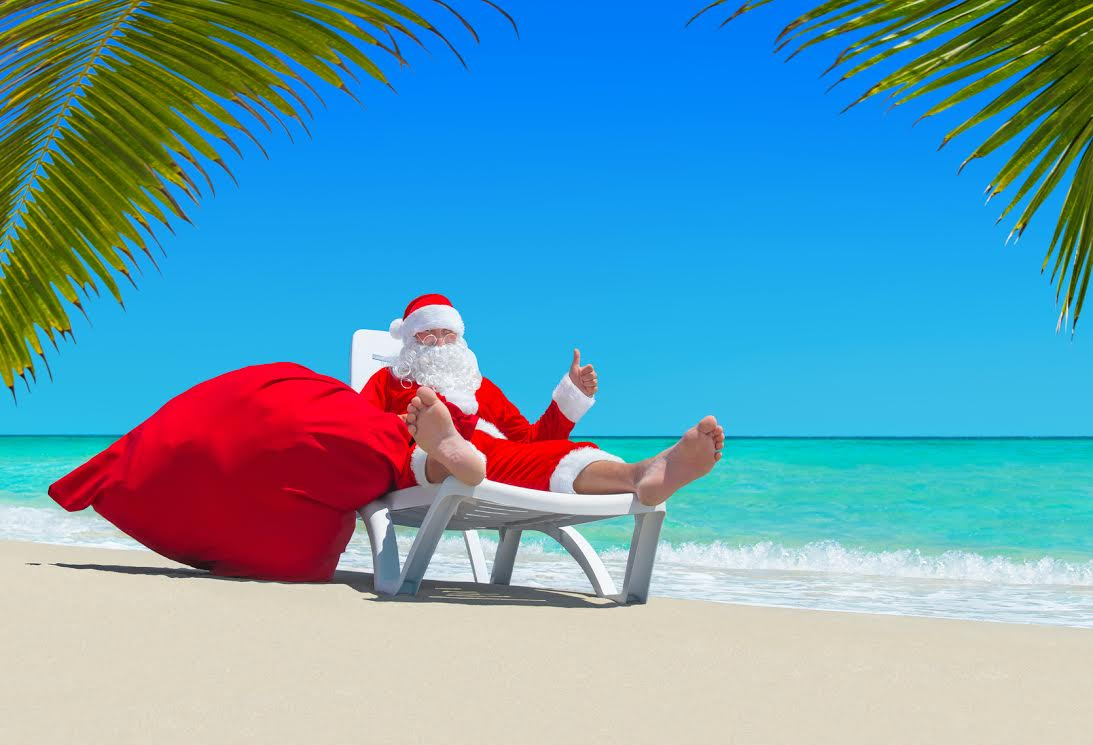Holidays on Anna Maria Island