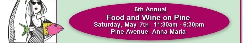 Food and Wine on Pine
