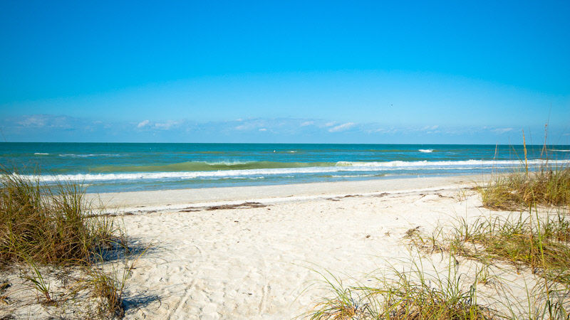 Keep Anna Maria Island beaches Clean