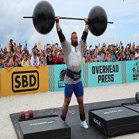 World's Strongest Man Competition - Qualifying Rounds